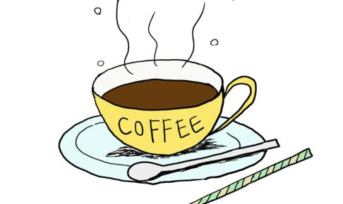 商用フリーイラスト【コーヒー】