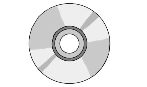 商用フリーイラスト【CD】