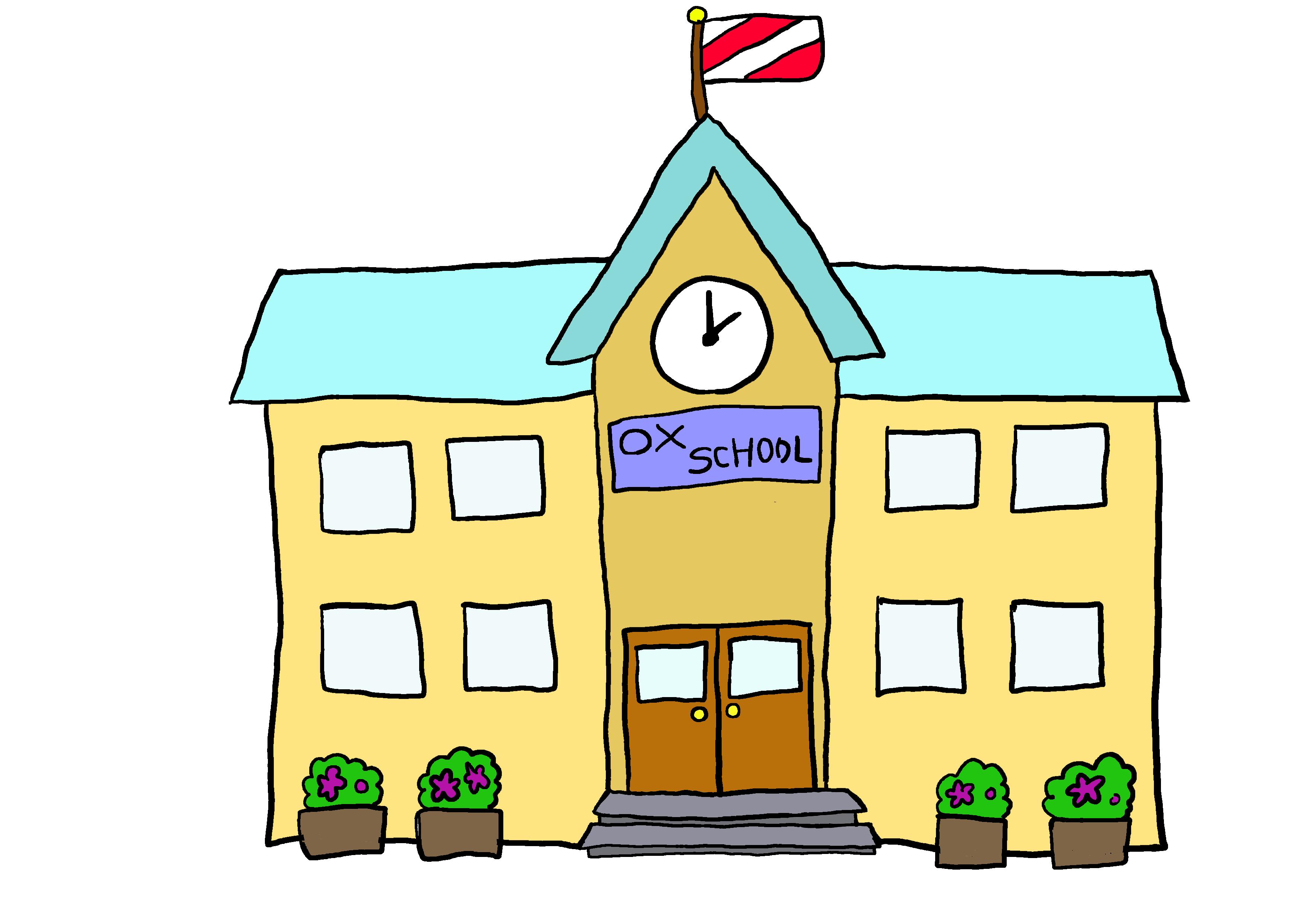 イラスト【学校】