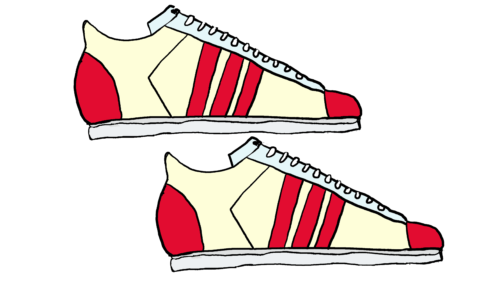 商用フリーイラスト【靴】
