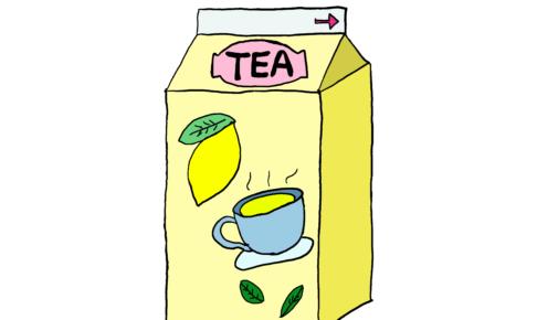 商用フリーイラスト【紅茶】