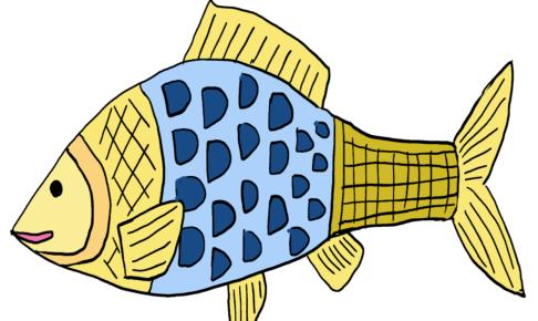 商用フリーイラスト【魚】
