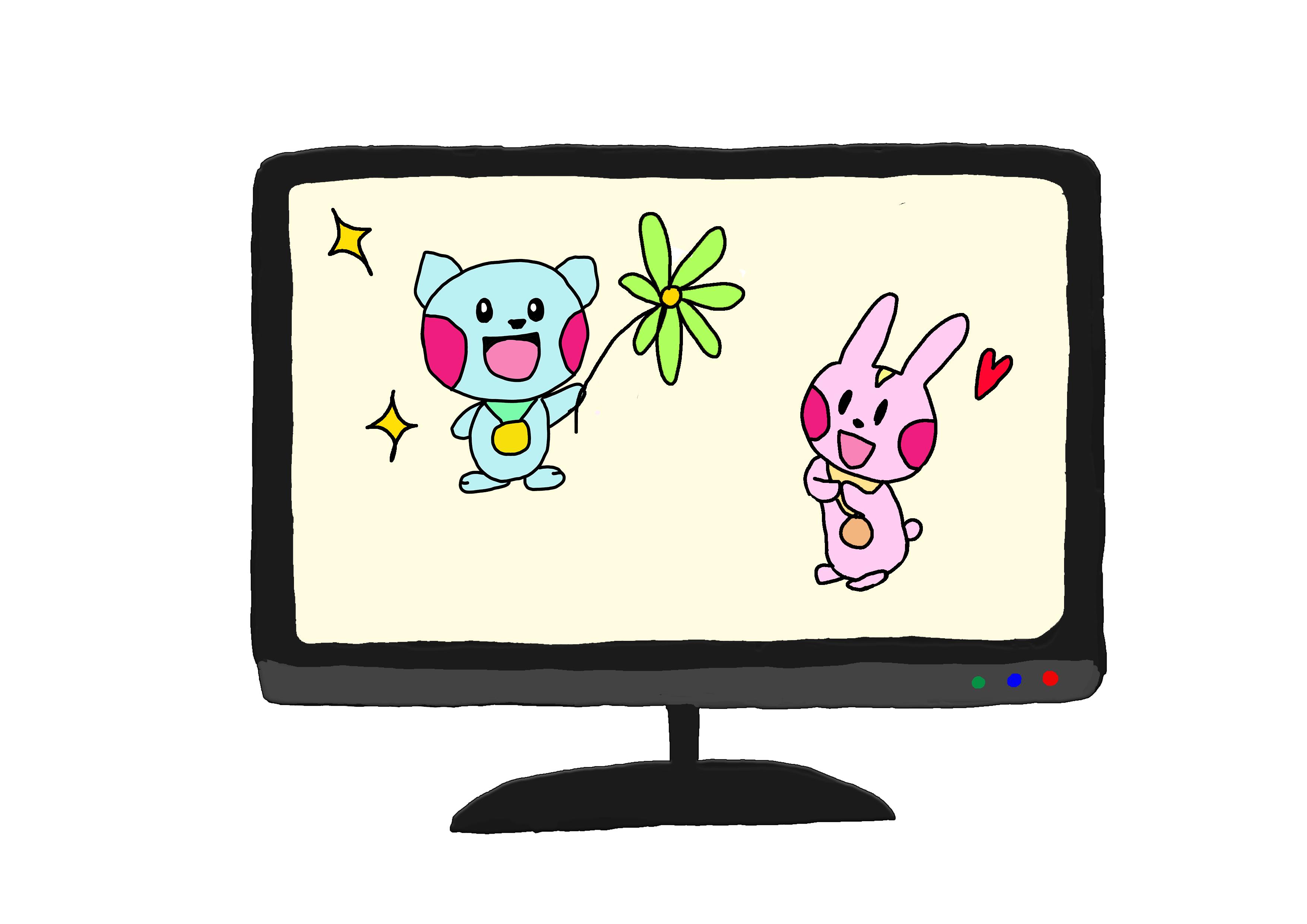 イラスト【アニメ】