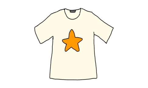 イラスト【Tシャツ】