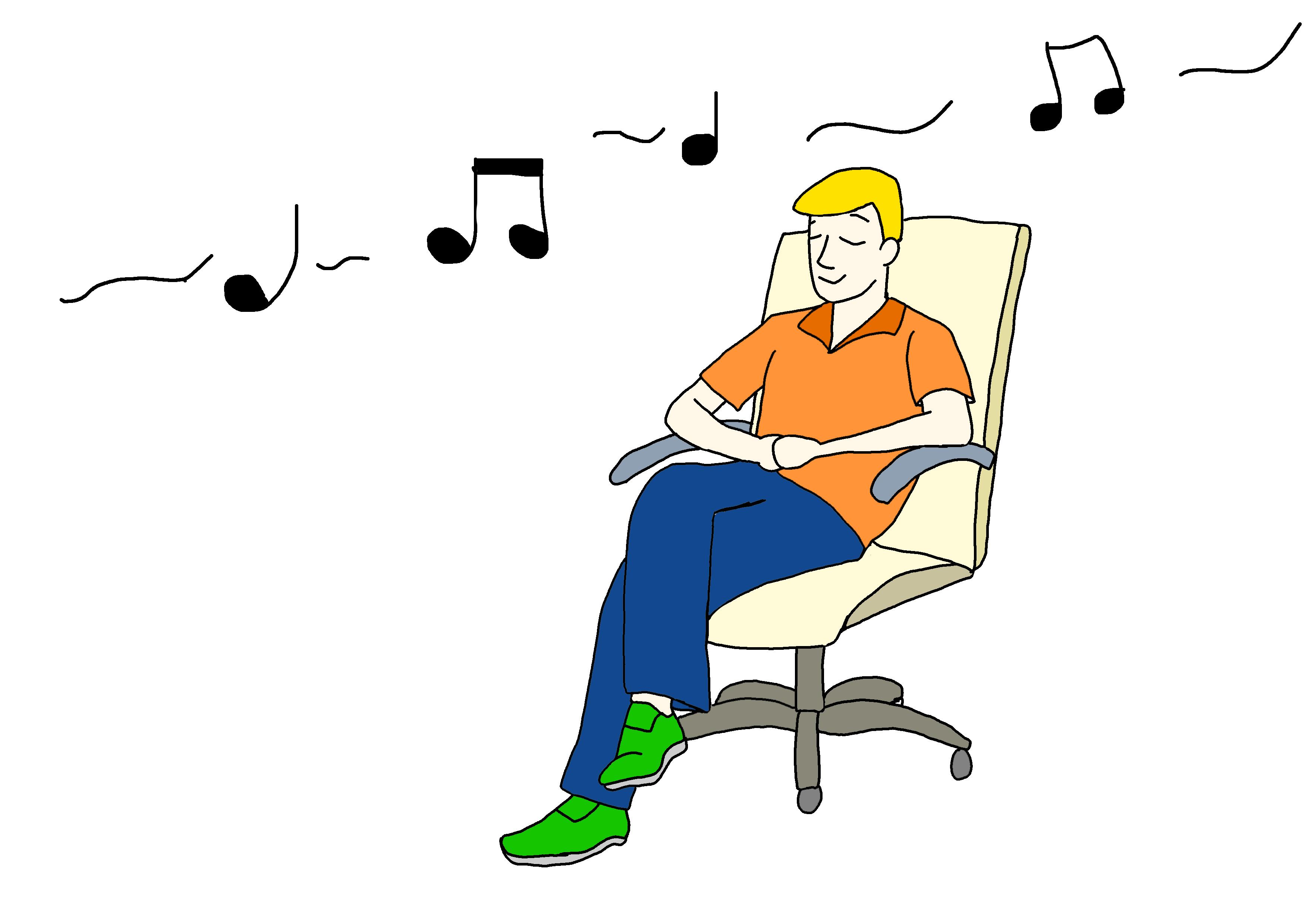 27課イラスト【聞こえる】