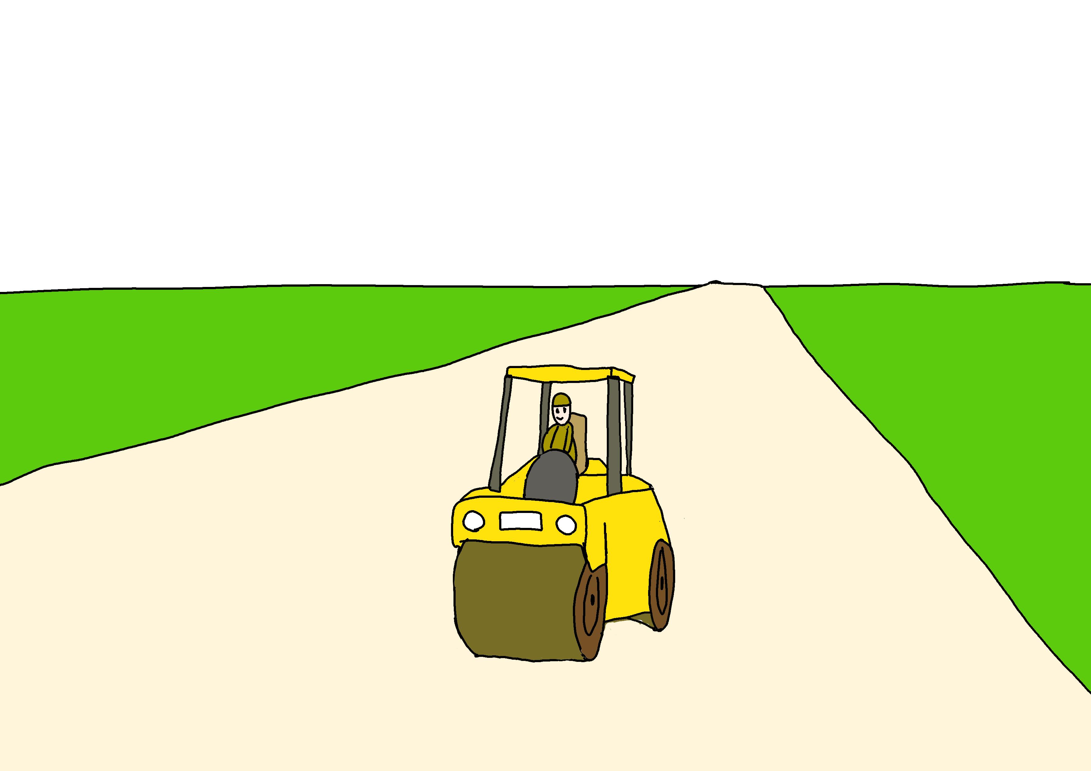 27課イラスト【道を作る】