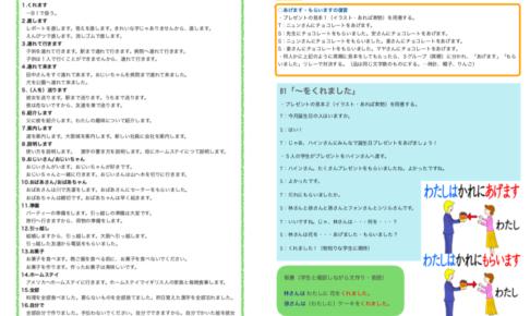 みんなの日本語24課【教案】